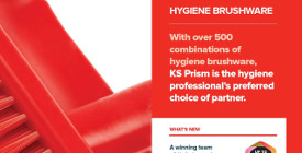 3. Klipspringer Product Guide 2017 - Hygiene brushware