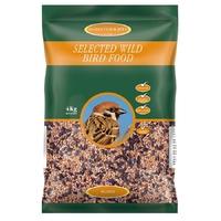 Johnston & Jeff Wild Bird Seed 4kg x 1