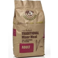 Laughing Dog Traditional Mixer Meal Adult 2.5kg