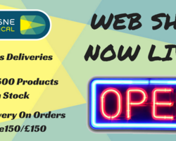 Quality electrical supplies - Web Shop Now Live - Click here to register and receive your web shop log in details...