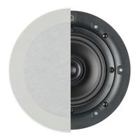 "Q Acoustics Qi50CW 5.25"" Pair Bathroom Ceil"