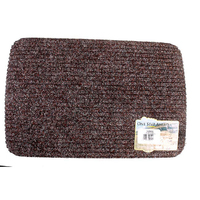 Ambassador Rib Mat No2 40x70, Tweed