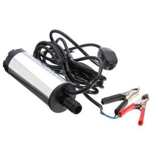 12V Fuel Pump 38mm Diameter