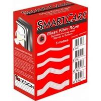 SMARTCARE 5MTR X 6MM GLASS FIBRE ROPE