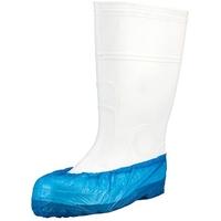 Disposable Polyethylene Overshoes Ctn 2000