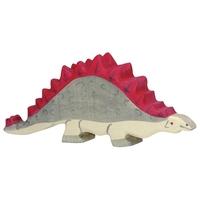Holztiger Stegosaurus