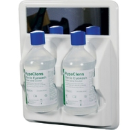 HypaClens 2x500ml Eyewash Station
