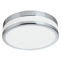 EGLO LED Palemo Polished Chrome Ceiling Light LED 24w 3000k | LV1902.0063