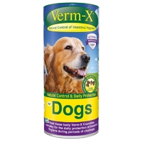 Verm-X Crunchies Treats for Dogs 100g x 1