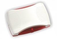 HKC Alarm - Bell Box - RED Back Plate