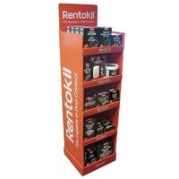 Rentokil Floor Standing Display Unit