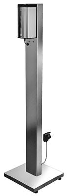 Electronic Sanitiser Post & Dispenser