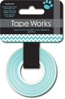 Tape Chevron Teal (Priced in singles, order in multiples of 4)