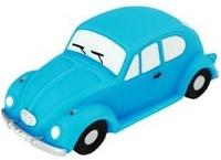 Good Boy Bug Beetle Car Squeaky Dog Toy x 6