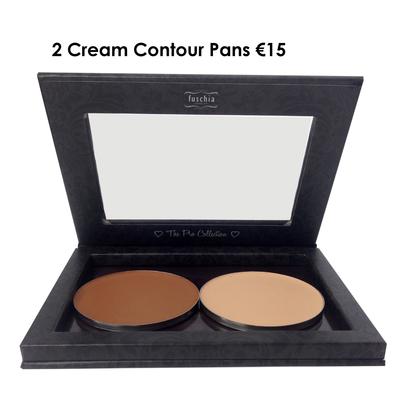 2 Pan Contour Duo