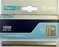 RAPID STAPLES BOX QTY (1000)
