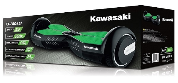 Kawasaki Hover Board Prize Draw