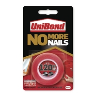 No More Nails Roll - Ultra Strong  (Red)  (Unibond)