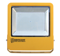 REX SLIM LED FLOOD 70W 110V 6300LM IK08 IP65 4000K 120°