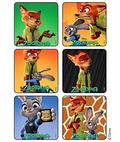 MEDIBADGE - DISNEY ZOOTOPIA STICKERS