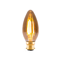 Bell 4W LED BC Vintage Candle