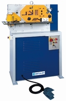 Metalex Hydraulic Steelworker Machine 40Ton