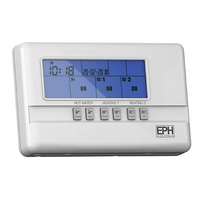 Sauter R37HF 3 Zone Electronic Programmer