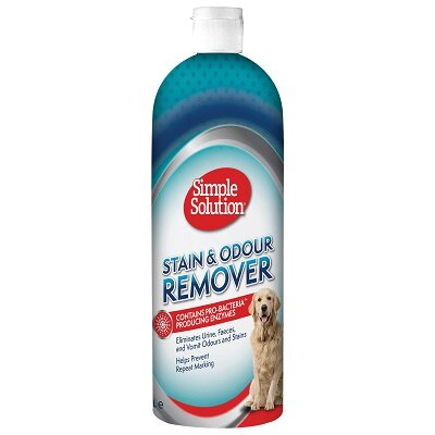 Simple Solution Dog Stain & Odour Remover 1L