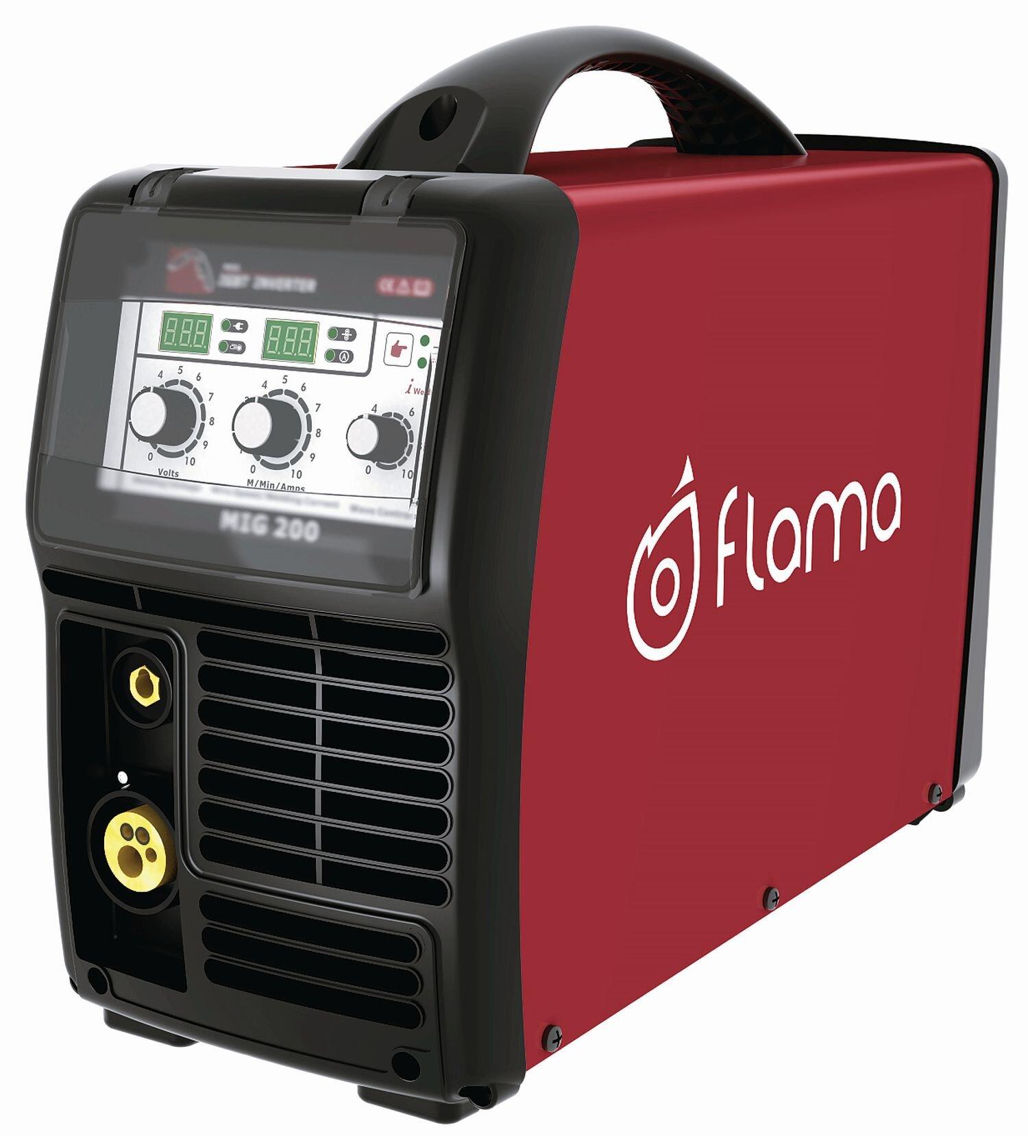 Mig Welding Machine Inverter 200Amps Flama
