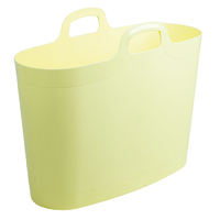 Wham Flexi-Bag 40L Pastel Yellow