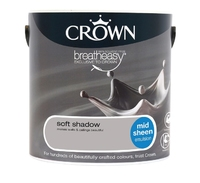 CROWN MID SHEEN SOFT SHDOW 2.5L
