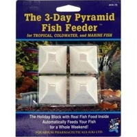 API 3-Day Pyramid Fish Feeder x 1