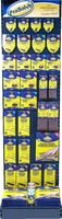 MERAB01 PROSOLVE ABRASIVE MERCH STAND COMPLETE - 5 BOXES