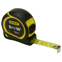 STANLEY 5m/16Ft Measuring Tape Carded  30-696