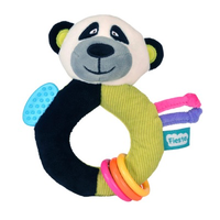 Panda teether toy for babies