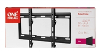 "ONE FOR ALL TV BRACKET FLAT 32"" TO 55"""