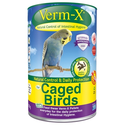 Verm-X Caged Bird 100g x 1