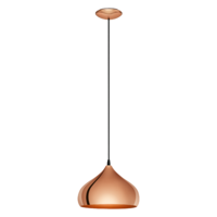 Hapton E27 Steel Copper Pendant | LV1902.011