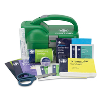 Torch First Aid Kit in Green Torch Box