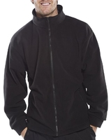 Click Black Fleece Jacket