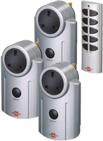 Remote Control Sockets - 3 Pack - 13A - 3120w