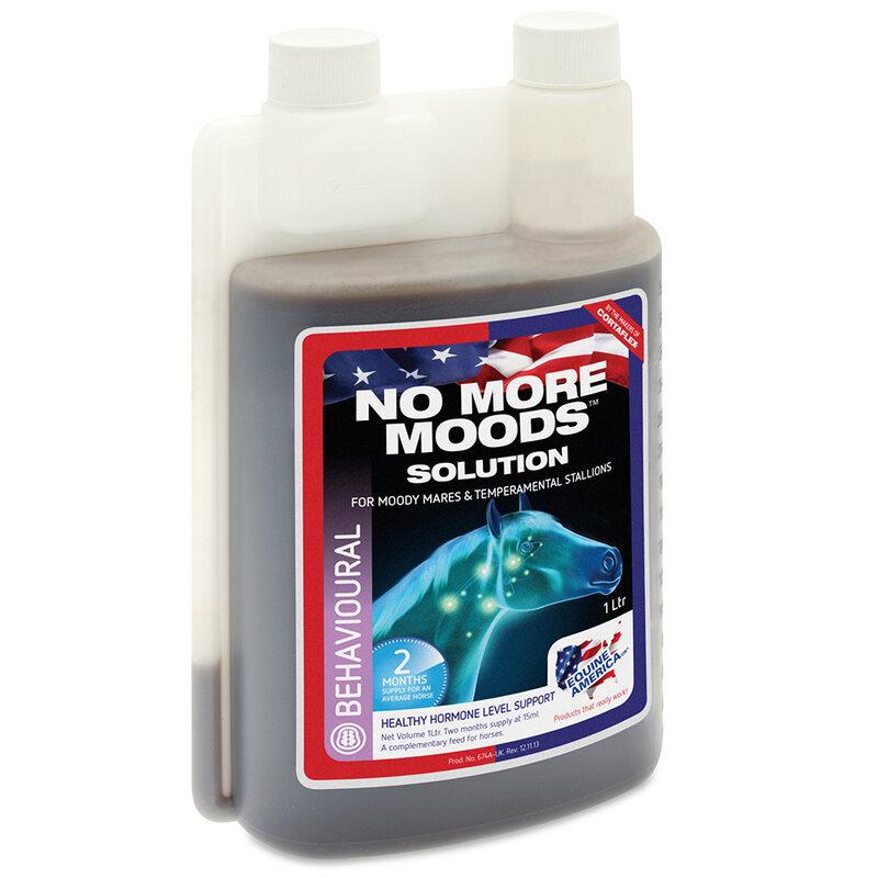 Equine America No More Moods 1L