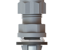 Another new product from our partners Bimed, the Push & Tighten Cable Gland does away with the need for a lock-nut...