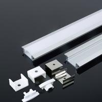 Aluminium Profile 2000 x 24.7 x 7mm