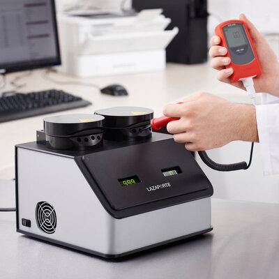 LazaPort8 Heat Source Probe Calibration