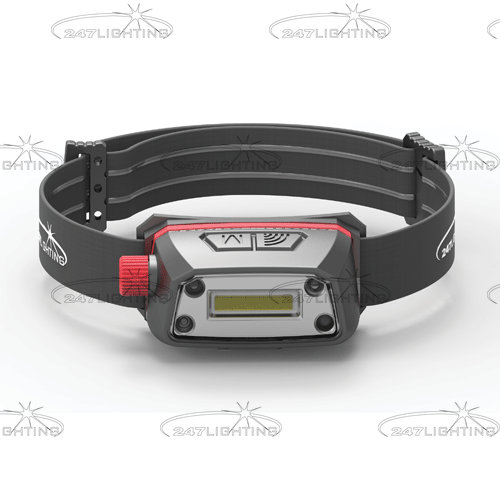 Rechargeable COB LED Head Lamp