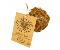 "Nature First Willow Ball - Small 4"" x 1"