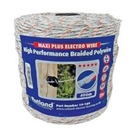 Maxi Plus Braided Poly Wire 200m