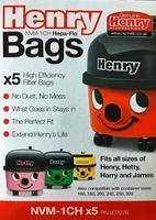 Numatic Henry Bags