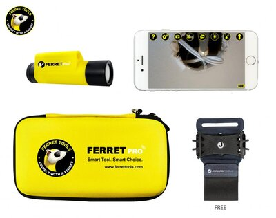 New at Crosswise - Ferret Pro